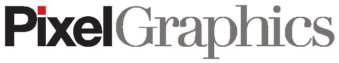 Pixel Graphics Logo